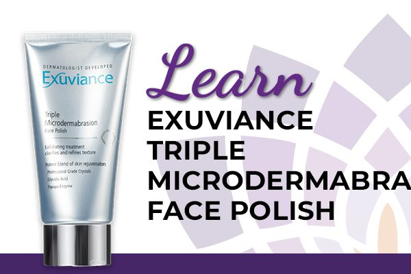 Exuviance – Triple Microdermabrasion Face Polish